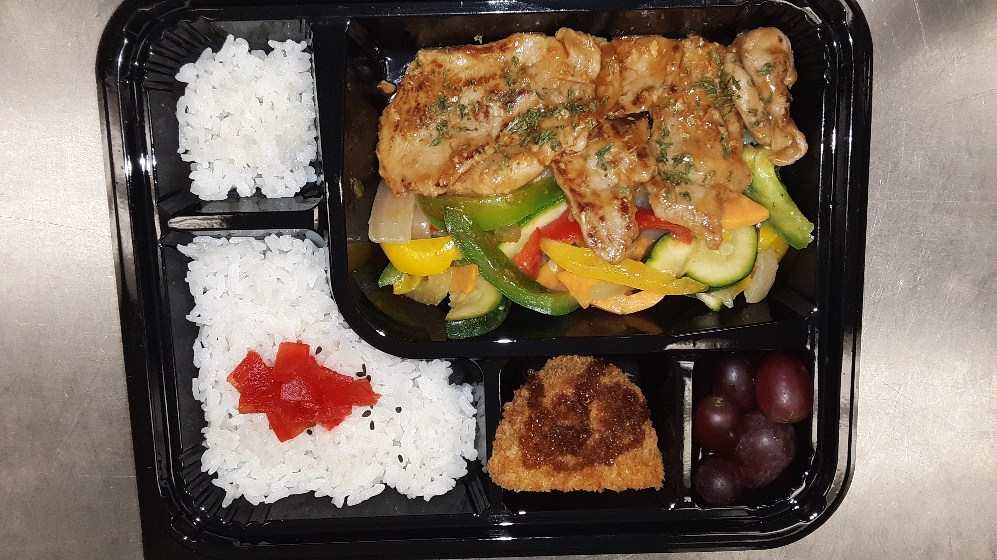 Thursday,Aug 20 BENTO